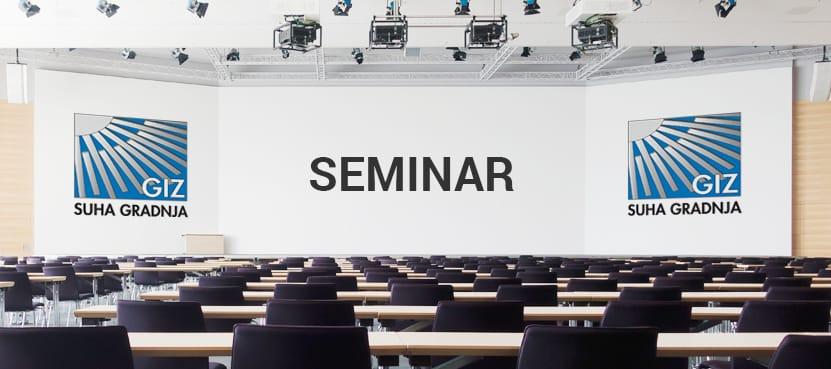 Uspešna izvedba seminarja v Mariboru in napovednik drugih regijskih seminarjev