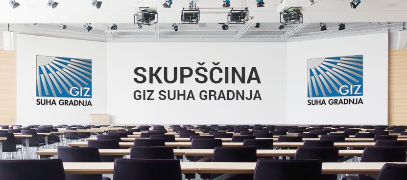 Skupščina GIZ suha gradnja 2018