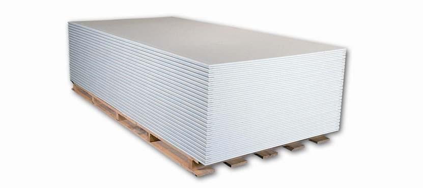 Gradbiščni pogoji za suhomontažna dela s sistemi iz mavčno-kartonskih plošč in mineralnih plošč